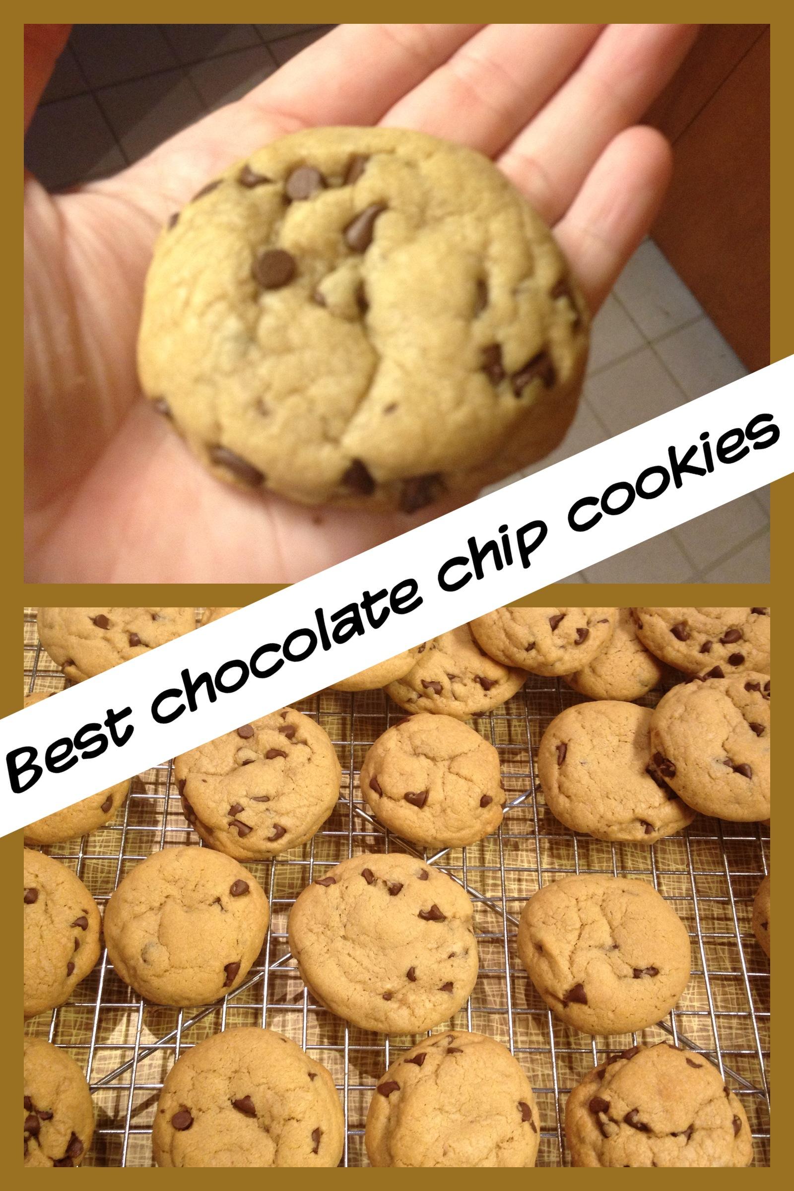 Anna Olson Chocolate Chip Cookie Recipe