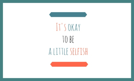 a-little-selfish-blue